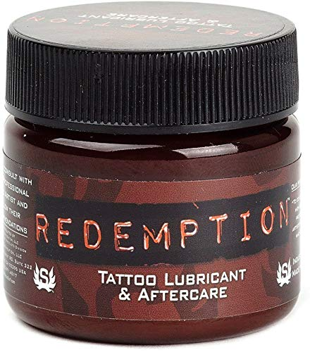 Redemption Tattoo Aftercare