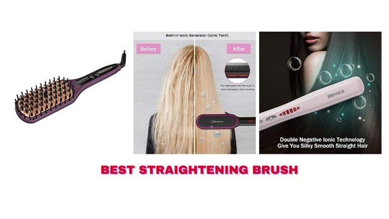 Best Straightening Brush