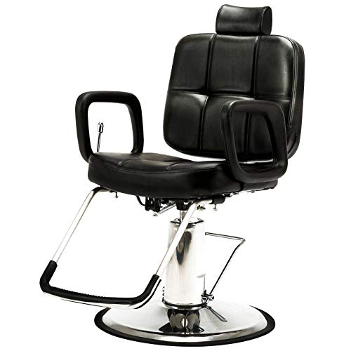 Artist Hand Hydraulic Recline Chair for Tattoo Artists