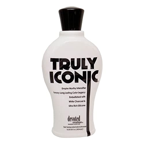 Devoted Creations Truly Iconic Intensifier Tanning Lotion