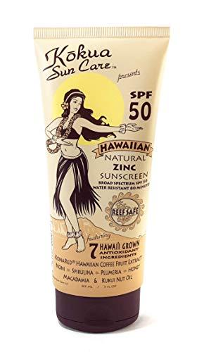 Kokua Sun Care natural sunscreen