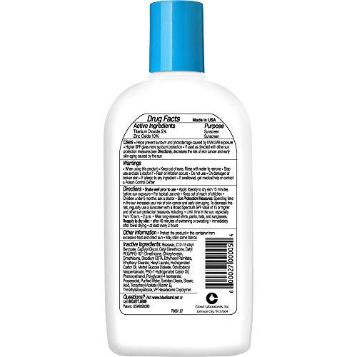 Blue Lizard Sensitive Mineral Sunscreen SPF 30+
