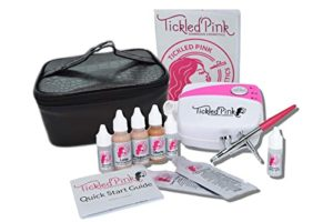 Tickled Pink Water Based Airbrush Makeup Set
