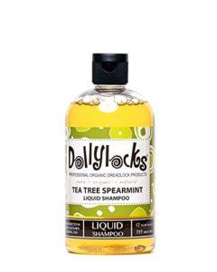Dollylocks Tea Tree Spearmint Liquid Shampoo for Dreadlocks 2