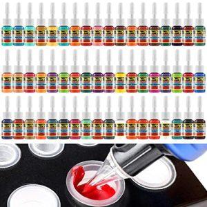 Solong 54 Colors Pigment Tattoo Ink
