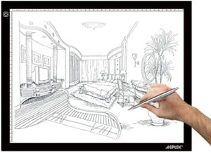 A3 Size Tracing Light Pad for Animation Designing