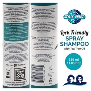 Stylin Dredz Dreadlock Spray Shampoo